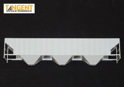 95005-01 Body Shell – PS-2CD 4750 No Roof Overhang and Open Side Holes
