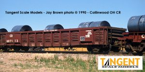 CR 607113 G43 Collinwood OH 8-1-90 Jay Brown