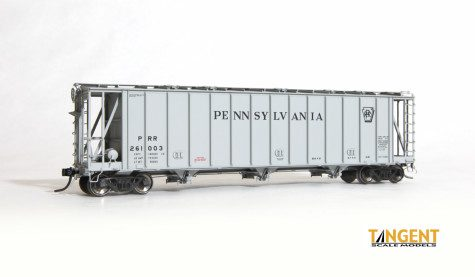 HO Scale H41 Covered Hopper Released