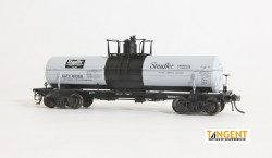 General American 8,000 Gallon Acid Welded Tank Car