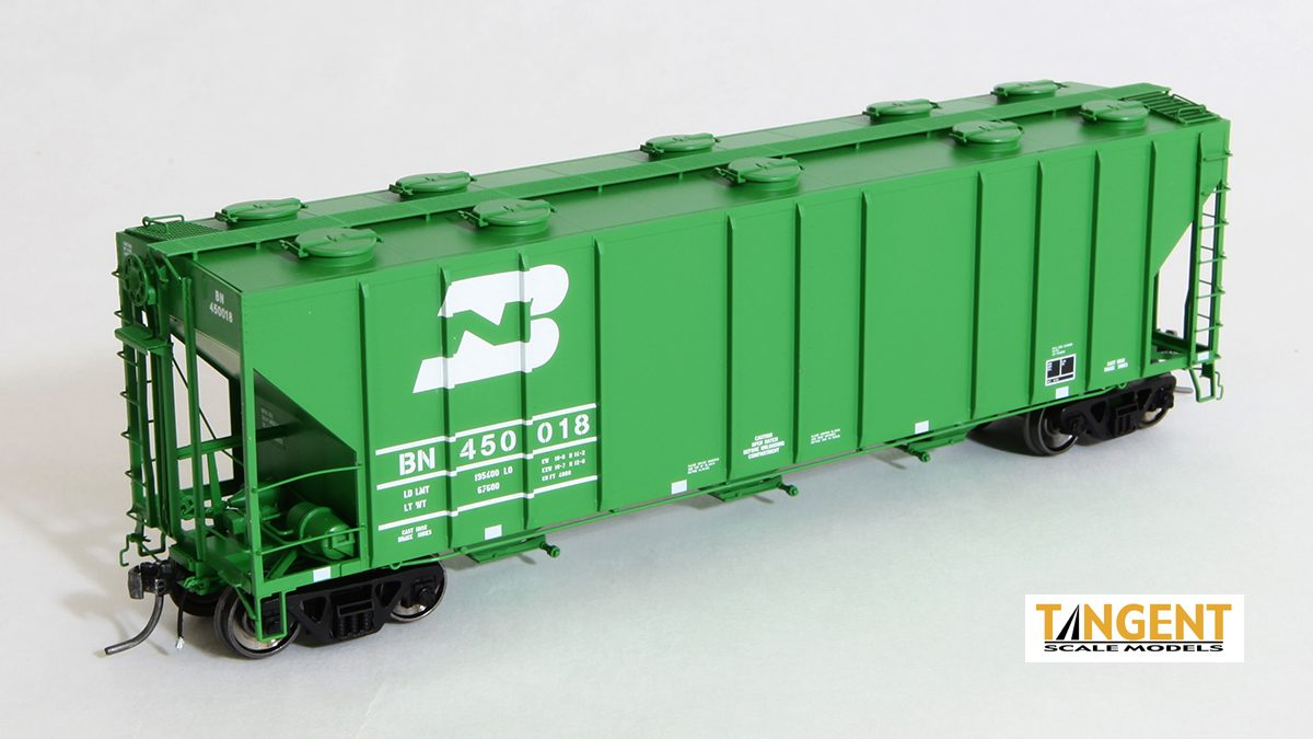 Pullman-Standard PS-2 4000 Covered Hopper