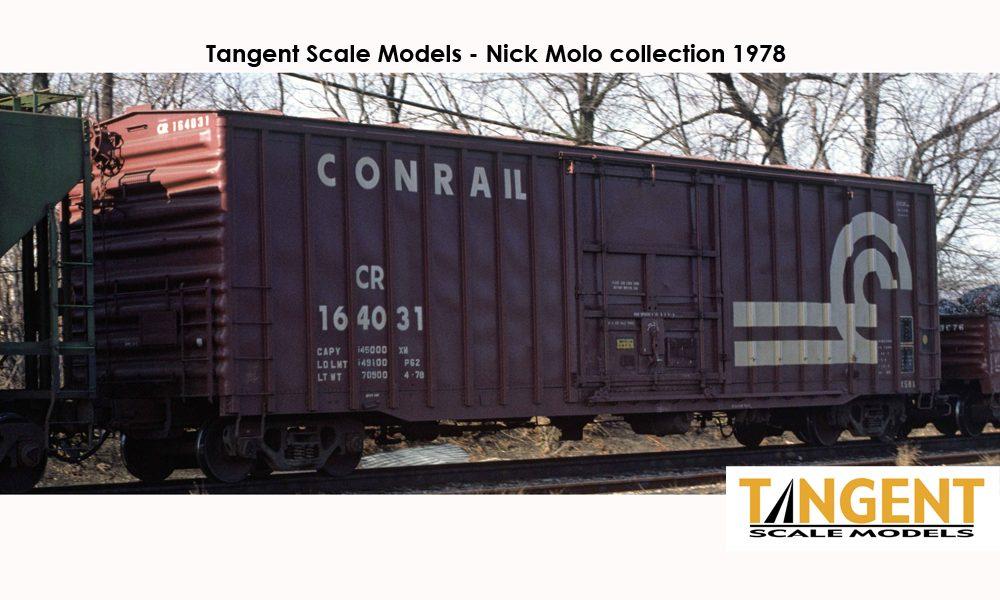Prr X58 Box Car Tangent Scale Models