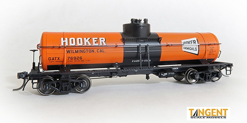 General American 1948-Design 8000 Gallon Welded General Service Tank Car